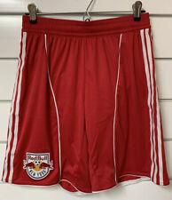 Adidas Men's MLS New York Red Bull Adizero Team Athletic Shorts Size M Medium