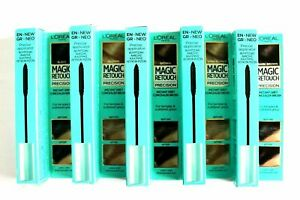 L'Oreal Magic Retouch Precision Instant Grey Concealer BRUSH - Choose Shade: