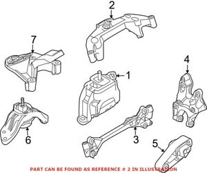 Genuine OEM Engine Mount Bracket for Mini 22116772032
