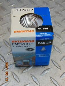 (1) Sylvania 35par20/hal/nfl30-120v Syl Incn HALOGEN LAMP