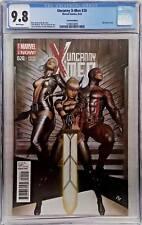 Uncanny X-Men #20 Adi Granov Magik Variant 1:50 CGC 9.8