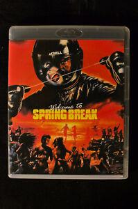 Nightmare Beach - 88 Films UK Umberto Lenzi Slasher spring break Blu Ray