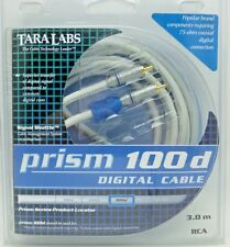 Tara Labs Prism 100d Digital Coaxial cable 3 meter