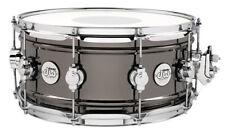 DW Design 14x6,5 Black Brass Workhorse Snare