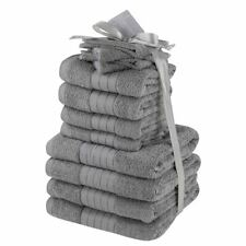 Dreamscene Luxury Towels Bale Set 100 Egyptian Cotton Large Soft Bath Hand