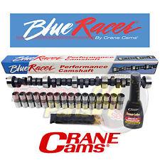 CHEV SB 283 307 327 350 383 400 SOLID CAM & LIFTER KIT CRANE BLUE RACER CHOOSE