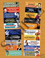 Elvis Presley Jukebox Title Strips Vol. 1