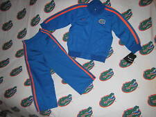 NWT NIKE FLORIDA GATORS 2 PIECE WIND SUIT SIZE 3T CUTE!