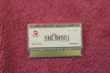 Final Fantasy II (JAP)BANDAI WONDERSWAN