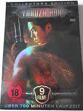 Yakuza Box 9 Filme - Mafia Japan, Gangster 1,2, Drop of Blood, Kintaro, Sonatine