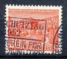 Berlin  49 gebruikt met plaatfout I