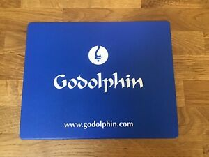 Official Godolphin Mouse Mat. Horse Racing Memorabillia.