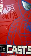 "Marvel Subcasts Spider-Man Figure 9""Statue Upper Deck X Tweeqim Sideshow Limited"