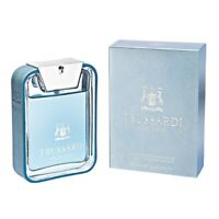 Trussardi BLUE LAND eau de toilette 100 ml 3.4 oz new in box sealed authentic