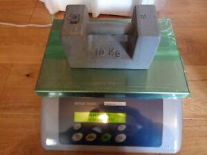 New Mettler BBA422-15LA  15kg / 0.5g