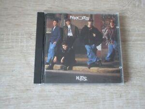 New Kids On The Blocks - NKTOB - H.I.T.S.  CD Album