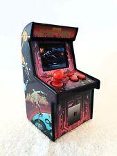Retro Mini Arcade Cabinet Machine 8bit 200 Games - Sport Puzzle Action More