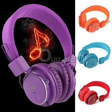 Ewtto Wireless Bluetooth Earphone Headphone Headset Foldable Stereo FM Mic HOT