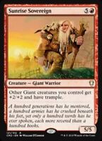 MTG x4 Sunrise Sovereign Commander Anthology 2 Rare Red Magic the Gathering NM