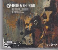 Oxide&Neutrino-Up Middle Finger cd maxi single