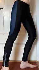 Men's Hoka One One Elite Running Tights Compression Pants Medium M