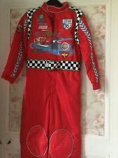 DISNEY STORE CARS HALLOWEEN COSTUME  - NEW WITH TAG - 7/8 Y - DISNEY