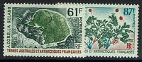 French Antarctica SC# 55 and 56, Mint Never Hinged -  Lot 120716