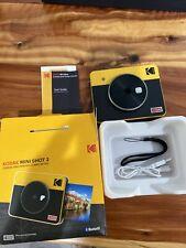 Kodak Mini Shot 3 Camera And Printer Combo Retro