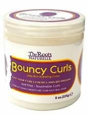The Roots Naturelle Curly Hair Products Bouncy Curls 8 oz (Hydrating Creme)