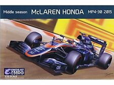 Ebbro 20014 Middle Season 2015 McLAREN HONDA MP4-30 1/20 scale plastic model kit