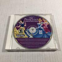 Disney Princess Fashion Boutique Game Disc 3rd Edition 2004 Software Windows Mac