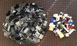 LEGO® Kleinteile ca 500 x schwarz Sonderteile star  wars gemischt Kovolut kg