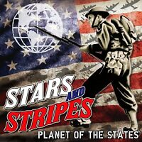 STARS AND STRIPES - PLANET OF THE STATES  CD NEW