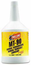 Red Line Mt-90 75w90 Gl-4 Manual Transmission Gear Oil 3 X 1 US Quart
