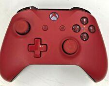 Microsoft Xbox One S Wireless Bluetooth Controller Genuine RED OPEN BOX