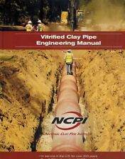 Vitrified Clay Pipe Engineering Manual 2015 Edition HC BOOK