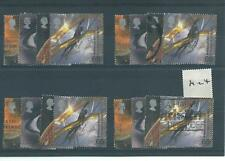 Gb-Conmemorativas - 2000-M24-cuatro conjuntos-Sound & Vision-Dec-Usado