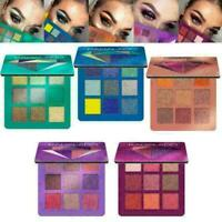 9 farben Lidschatten-palette Schönheit Machen Up Shimmer Matte Geschenk Lid L8D0