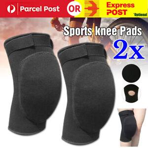 1 Pair Knee Pads Construction Professional Work Comfort Gel Leg Protector