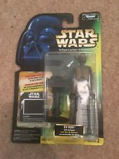 Star Wars POTF EV-9D9, Freeze Frame Green Card Figure 1997