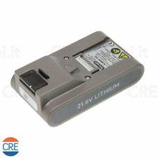 Batteria 21.6V Lithium Originale Aspirapolvere Scopa Colombina Evo XLM DE LONGHI