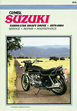 Suzuki Gs850-1100 Shaft Drive 1979-1984: Service, Repair and-ExLibrary