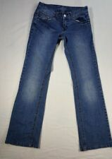 REVOLT Stretch Womens Jeans Size 5  Blend Mid Rise Straight Legs