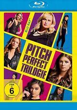 Pitch Perfect Trilogie (Teil 1+2+3) # 3-BLU-RAY-BOX-NEU