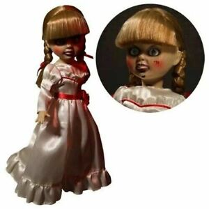 Mezco Toys 94460 The Conjuring Annabelle 10 Inch Doll