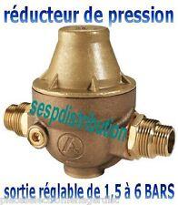 Réducteur de pression ISOBAR 1,5 à 6 Bar raccord inclus