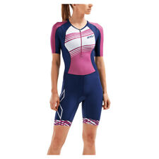 2XU Women's Compression Sleeved Trisuit - 2019