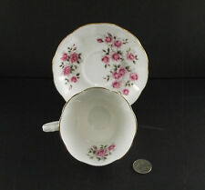 ROYAL ALBERT BONE CHINA   TEA CUP AND SAUCER