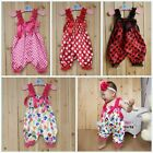 Newborn Infant Baby Girl Petti Ruffle Rompers Dress One-Piece Tutu Lace Clothes