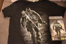 Sniper 3 Ghost Warrior Promo T-shirt L size
